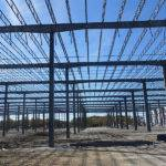 Structural Steel Foundation