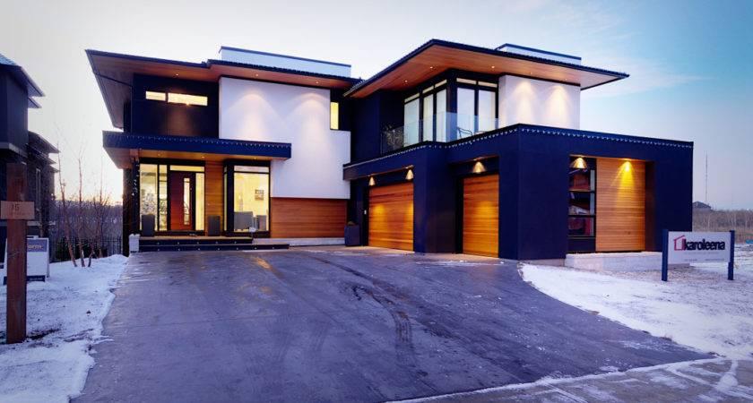 Stunning Modular Homes Karoleena Houseporn