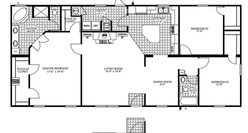 Stunning Sunshine Mobile Homes Floor Plans