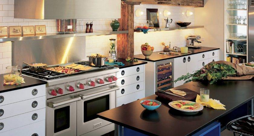 Subzero Wolf Kitchen Appliances Contemporary Ten Innovations