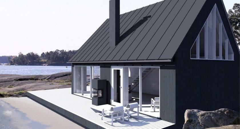 Sun House Saaristolaistalo Desired Pinterest