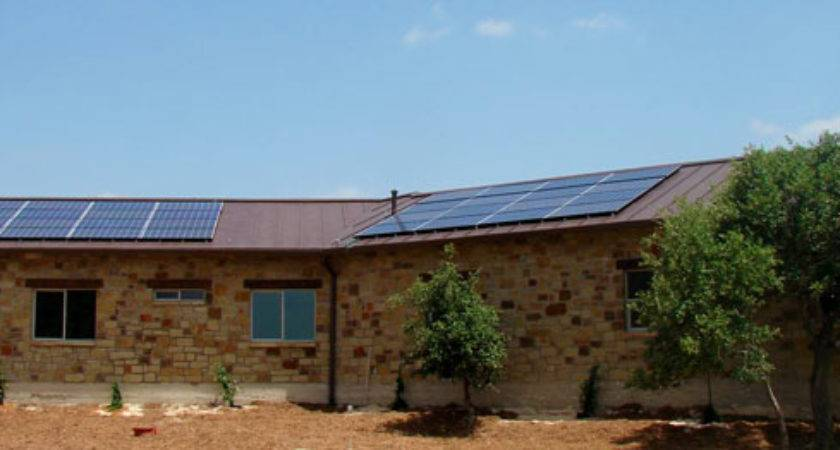 Sustainable Homes Texas Building Tomorrow Today
