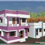Tamilnadu Model Home Desgin Feet Kerala Design