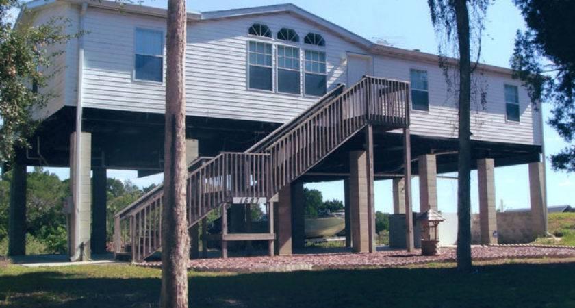 Taylor Made Homes Homosassa Mobile Home Stilt Manufactured