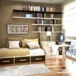 Teen Bedroom Designs Modern Space Saving Ideas Small