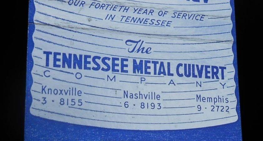 Tennessee Metal Culvert Armco Nashville Memphis Knoxville Ebay