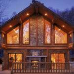 Teton Log Home Design Bedrooms Baths Within