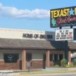 Texas Star Steak House Restaurant Albany Georgia Home Big Tex