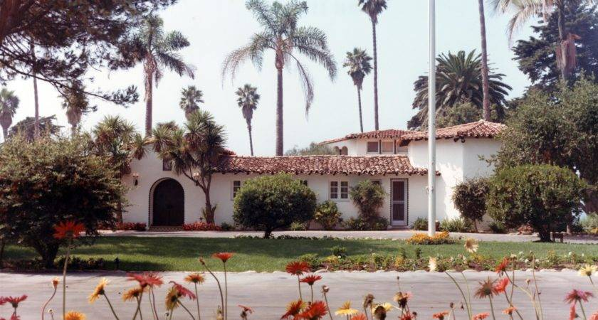 These Former Nixon Home Were Captured White House