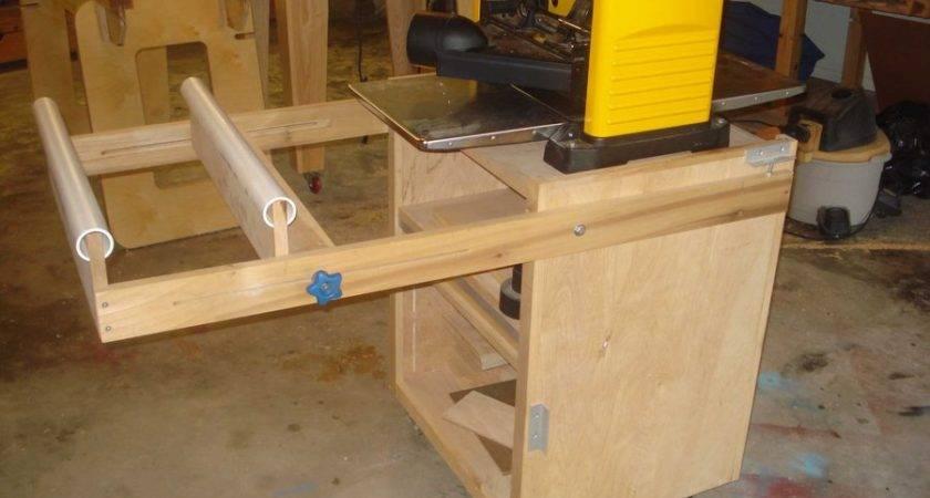Thickness Planer Cabinet Stand Vrice Lumberjocks