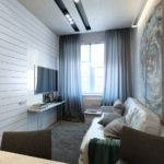 Third Apartment Measures Square Meters Feet