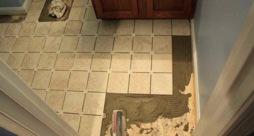 Tile Bathroom Floor Post Which Categorised Within