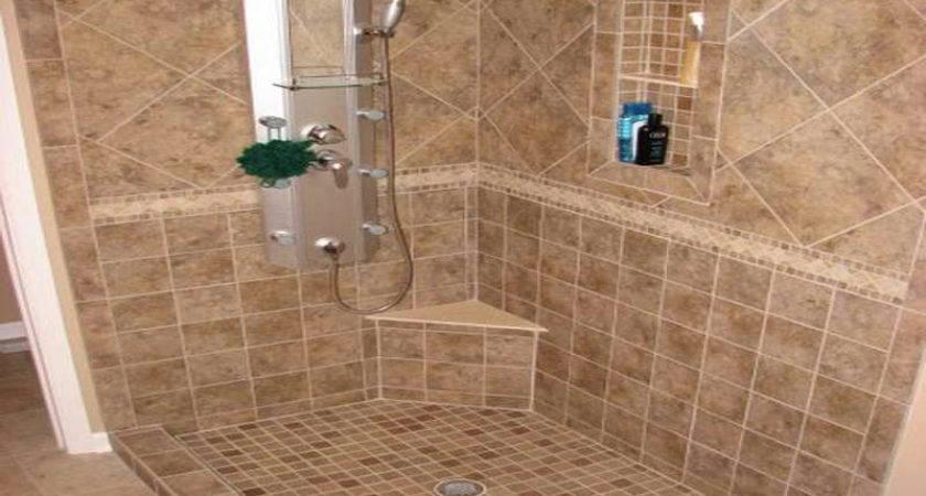 Tile Design Choose Right Shower Bathroom