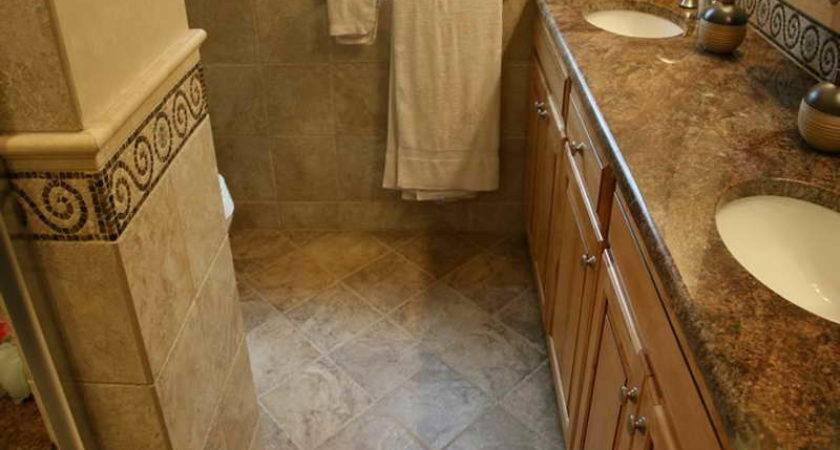 Tile Flooring Ideas Bathroom