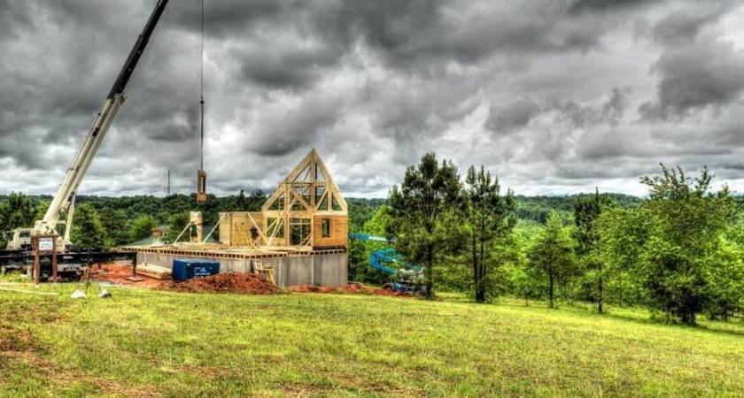 Timber Block Engineered Homes Pros Hand Talk