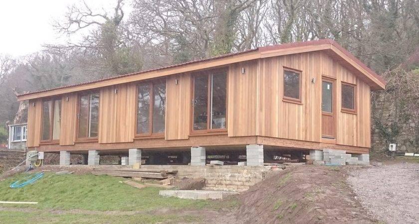 Timber Holiday Lodges Mobile Home Static Caravan Ebay