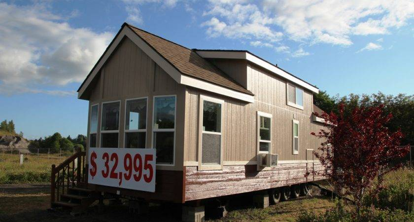Time Overnight Stay Brand New Two Storey Mobile Home