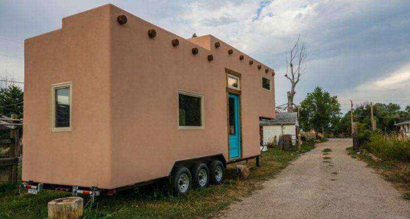 Tiny House Built Colorado But Belongs