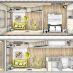 Tiny House Heijmans One Amsterdam Floor Plans Humble Homes