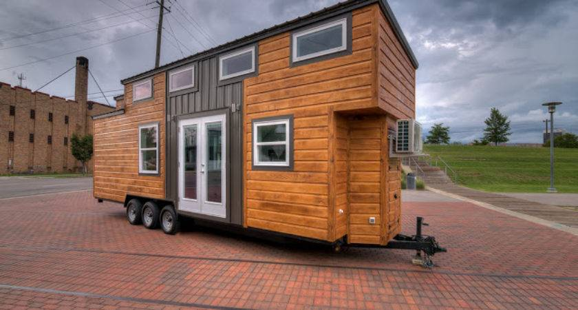 Tiny House Town Freedom Alabama Homes