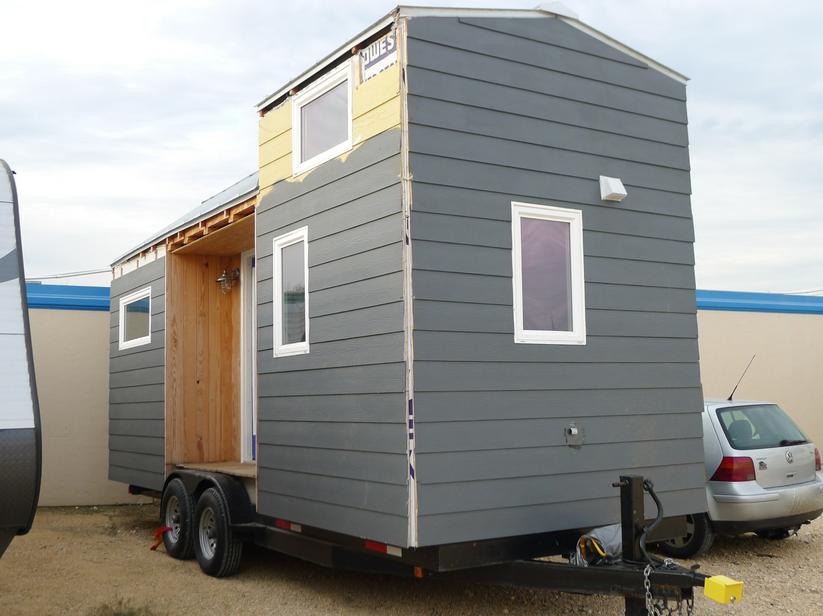 Tiny Houses Sale Texas San Antonio Moving Blue Wall Colour