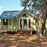 Tiny Texas Houses Constructed Home Painted Lady
