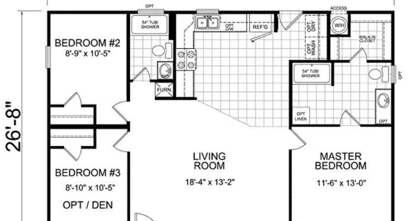 Tips Choose Right House Trailer Floor Plans Home