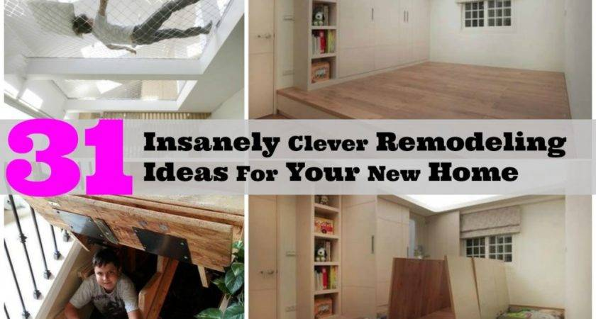 Totally Creative Remodeling Ideas Brand New Home Diy Cozy