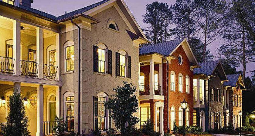 Townhomes Lenox Road Atlanta Real Estate Buckhead Homes Sale