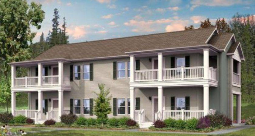 Townhomes Manufactured Homes Factory