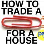 Trade Red Paperclip House Part
