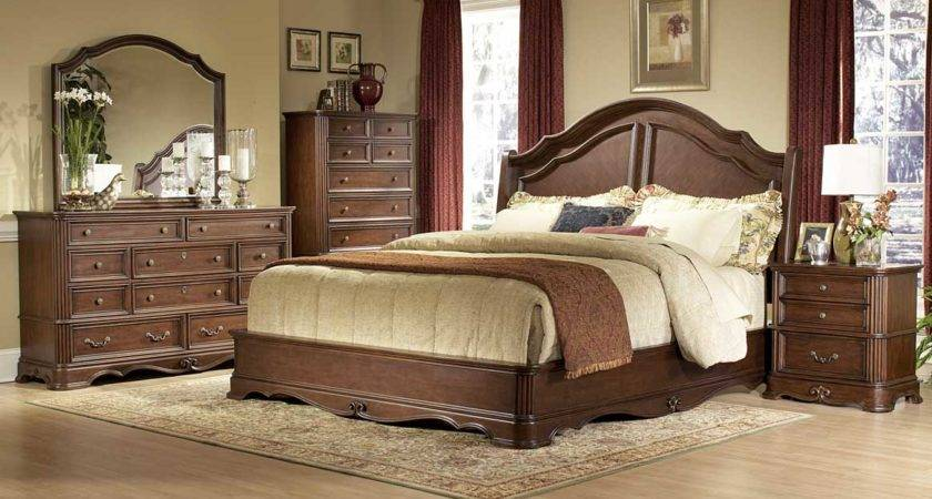 Traditional Bedroom Furniture Project