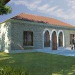 Traditional Style Prefab Houses Mega