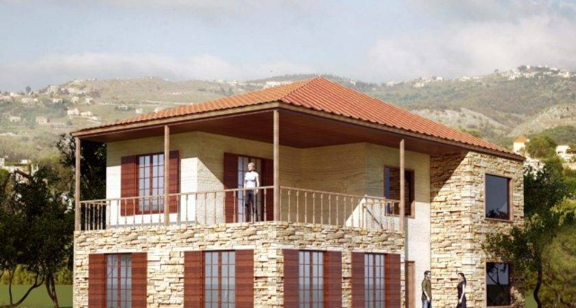 Traditional Style Prefab Houses Mega
