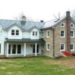 Traditional White Stone Farmhouse Hgtv