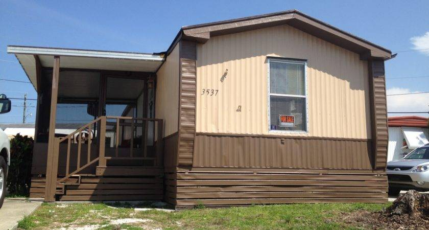 Trail Villa Sold Bedroom Bath Mobile Home Sale