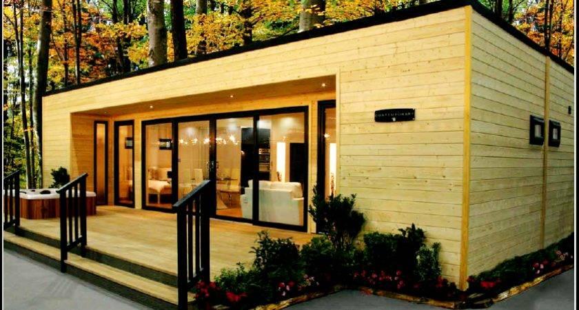 Trailer Home Ideas Modern Modular