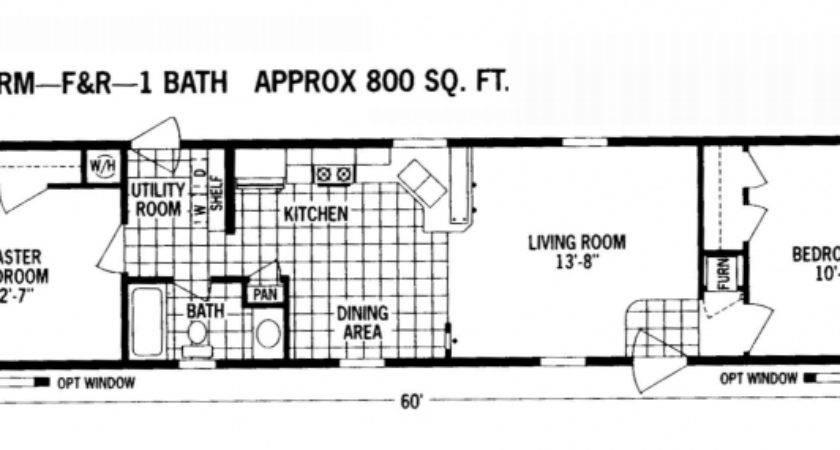 Trailer Homes Floor Plans Create Home