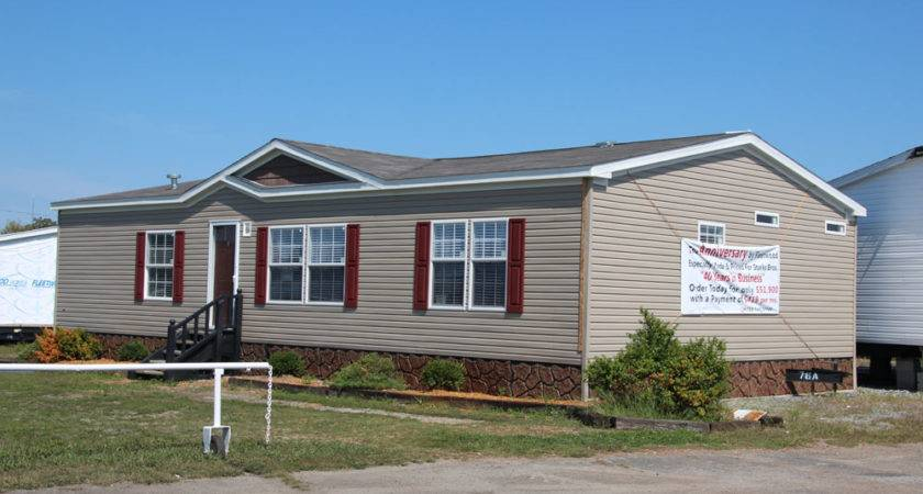 Trailer House Double Wide Manufactured Homes Photos