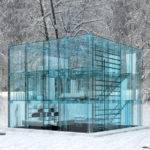Transparent Glass House Concept Most Beautiful Houses World