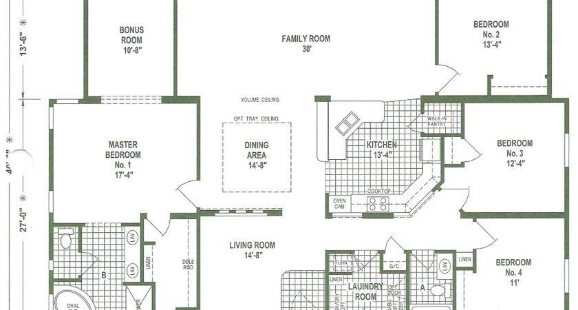 Triple Wide Floor Plans Pic Fly Skyline