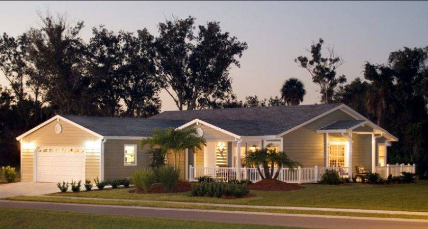 Triple Wide Mobile Homes Architecture