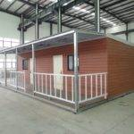 Triple Wide Mobile Homes Easy Dismantlement Modular
