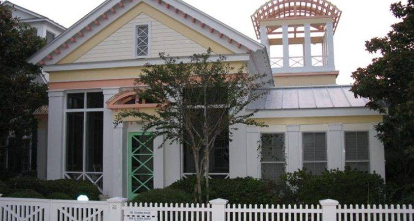Truman House Very Spot