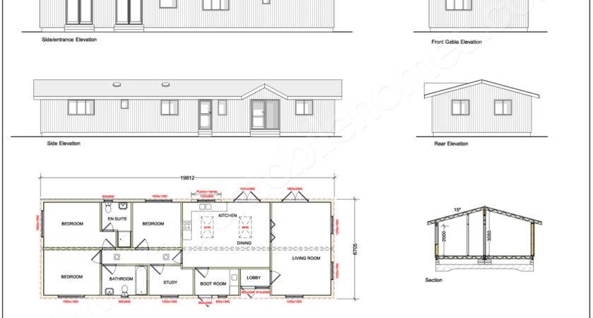 Twin Home Floor Plans