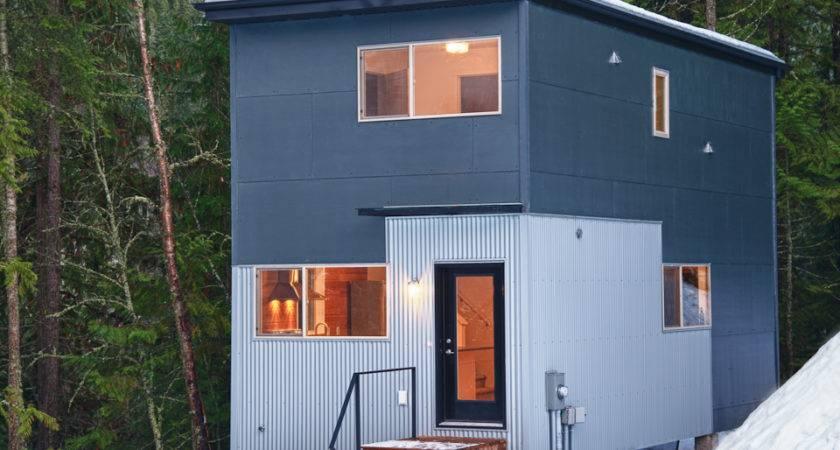 Two Bedroom Prefab Home Modern Modular Homes