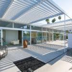 Two House Palm Springs Modern Prefab Modular Homes Prefabium