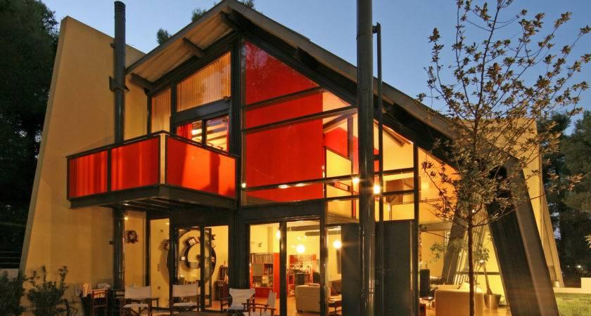 Two Houses Anixi Athens Greece Openbuildings