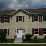 Two Story Model Kintner Modular Homes Inc Nepa