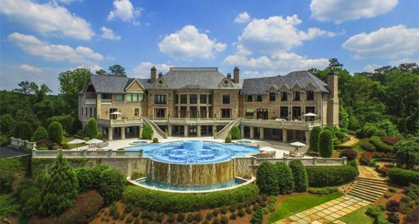 Tyler Perry Million Atlanta Estate Still Available